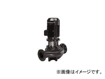 【海外輸入】 グルンドフォスポンプ/GRUNDFOS TP6522026:オートパーツエージェンシー インライン型単段うず巻ポンプ-DIY・工具