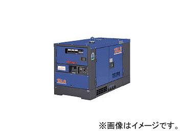 デンヨー/DENYO 防音型ディーゼルエンジン発電機 TLG13LSY
