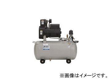 アネスト岩田/ANEST-IWATA オイルフリーコンプレッサ 0.75KW 単相100V 60Hz OFP07CBC6(4237757) JAN:4538995479045
