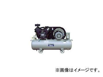 アネスト岩田/ANEST-IWATA オイルフリーコンプレッサ 0.75KW 単相100V 60Hz TFPC07B10C6(4237871) JAN:4538995473784
