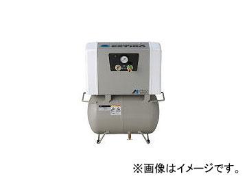 アネスト岩田/ANEST-IWATA オイルフリー小型ブースタコンプレッサ 0.4KW EFBS049.5