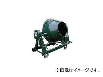 トンボ工業 グリーンミキサ4切丸ハンドル車輪モーター付 NGM4M15(4028520) JAN:4983042130040