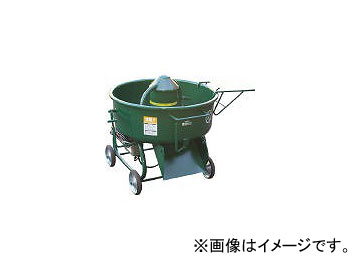 トンボ工業 モルタルミキサ 97L「スピニィ」 TMU3.5(4115953) JAN:4983042130514