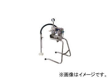 アネスト岩田/ANEST-IWATA 中形ダイヤフラムペイントポンプ 汎用タイプ DPS120B