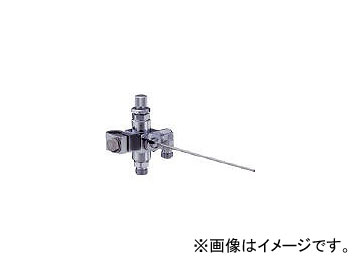 扶桑精機/FUSOSEIKI ルミナ自動スプレーガン HM-3L(丸吹き φ0.7×100L針ノズル型) HM3L