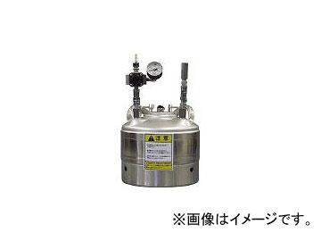 扶桑精機/FUSOSEIKI スプレー用品 ステンレス製液用圧送タンク CT-N5型 5リットル CTN5
