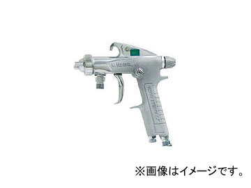 アネスト岩田/ANEST-IWATA 小形スプレーガン 吸上式 ノズル口径 φ1.0 W611S(3808050) JAN:4538995002625