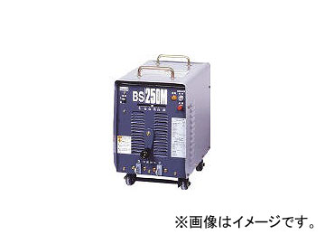 ダイヘン溶接メカトロシステム 電防内蔵交流アーク溶接機 250アンペア60Hz BS250M60(1395491) JAN:4582132640041