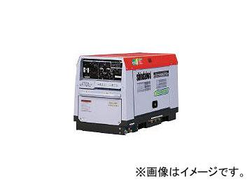 やまびこ/YAMABIKO ディーゼルエンジン溶接機・兼発電機 400A 車輪付き DGW400DMCW(4141431)