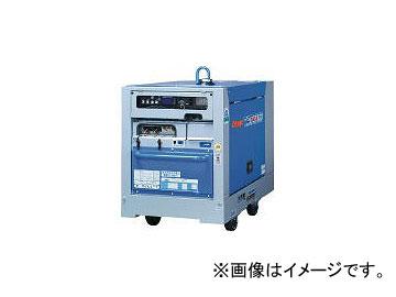 デンヨー/DENYO 防音型ディーゼルエンジン溶接機 DAT300LS