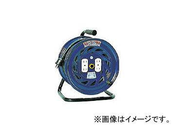 日動工業/NICHIDO 電工ドラム スタミナリール 100V 2芯 30m NF304F(1255169) JAN:4937305011652