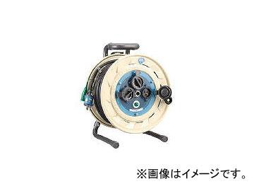 ハタヤリミテッド/HATAYA 防雨型コードリール 100V接地付 30m AF301K(1055526) JAN:4930510127071