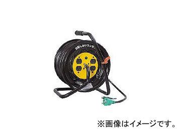 日動工業/NICHIDO 電工ドラム マジックリール 100V アース付 30m ZE34(1645111) JAN:4937305019962