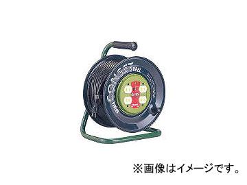 ハタヤリミテッド/HATAYA コンセント盤固定型コードリール コンセットリール 単相100V 30m KS30(3703606) JAN:4930510207803