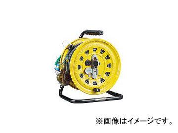 ハタヤリミテッド/HATAYA 逆配電型コードリール マルチテモートリール単相100Vアース付47+6m TGM150K(1061852) JAN:4930510208039