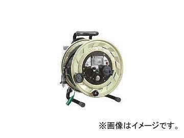 ハタヤリミテッド/HATAYA 大容量メタルセンサー(金属感知機能付)リール 単相100V 30m MSS231KV(3703835) JAN:4930510126500