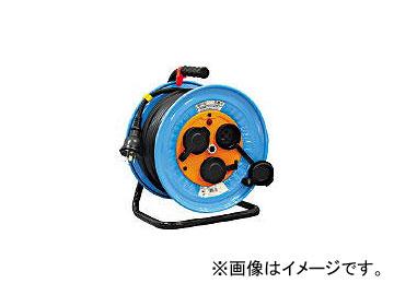 日動工業/NICHIDO 電工ドラム 防雨防塵型三相200V アース付 30m DNWE33020A(3272575) JAN:4937305038451
