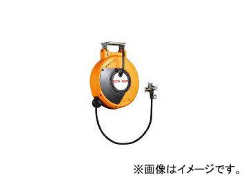 ハタヤリミテッド/HATAYA コードマック2 単相100V 10m 三ツ口コンセント CDS2101T(3755151) JAN:4930510316048