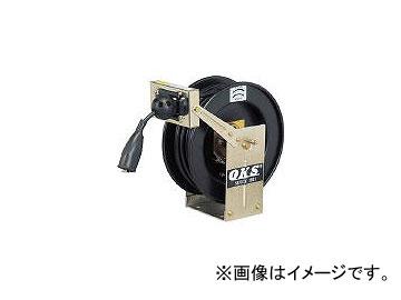 訳あり ハタヤリミテッド/HATAYA 20mケーブル付 8.0×1 ERDA2L(3339009) スプリング式 OKS JAN:4930510101521:オートパーツエージェンシー アースリール-DIY・工具