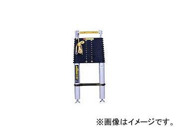 ケイエスエス/KSS ノビテック 伸縮はしご5m(電柱昇降用) PNR500(2475294) JAN:4516345200143