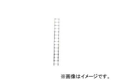 アルインコ/ALINCO 伸縮式梯子 1.02~4.42m 最大使用質量100kg MSN44(3853721) JAN:4969182240092