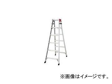 長谷川工業/HASEGAWA アルミ合金製はしご兼用脚立 RAX18(5030951) JAN:4968757203180