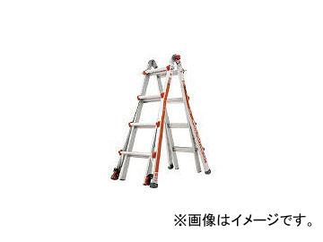 長谷川工業/HASEGAWA アルミ合金製伸縮式はしご兼用脚立 LG10301(3874079) JAN:4968757077019