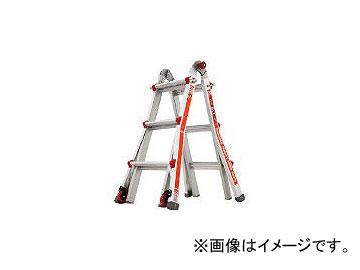 長谷川工業/HASEGAWA アルミ合金製伸縮式はしご兼用脚立 LG10302(3874087) JAN:4968757077026