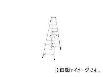 長谷川工業/HASEGAWA アルミ合金製天板幅広専用脚立 SWH21(2438917)