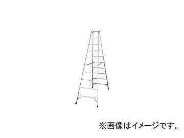 長谷川工業/HASEGAWA アルミ合金製天板幅広専用脚立 SWH30(2438941)