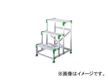 長谷川工業/HASEGAWA エコシリーズ作業台 3段 0.9m EWA30(3055329) JAN:4968757830188