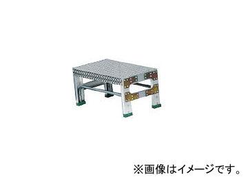 ナカオ/NAKAO G型作業用踏台0.3m G031(5094283) JAN:4984842504406