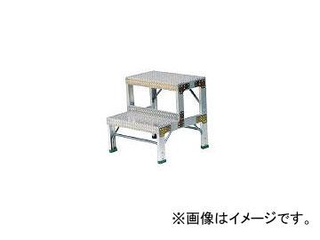 ナカオ/NAKAO 踏み台 G型作業用踏台0.8 G082(5047285) JAN:4984842504437