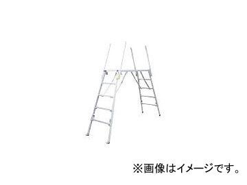 ナカオ/NAKAO 可搬式作業台楽駝18号 SKY184(3934551) JAN:4984842506622