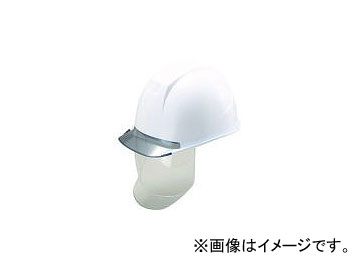 谷沢製作所/TANIZAWA ヘルメット(大型シールド面付) 162VSDV2W3J(4185234)