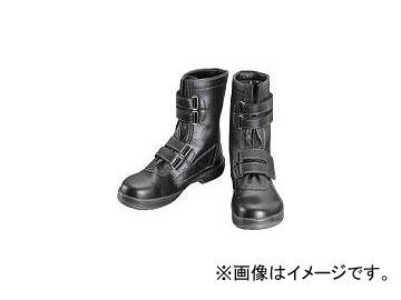 シモン/SIMON 安全靴 長編上靴マジック式 SS38黒 29.0cm SS3829.0(3683192) JAN:4957520145918