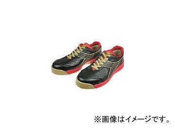 ドンケル/DONKEL DIADORA 安全作業靴 ピーコック 黒 29.0cm PC22290(3881792) JAN:4979058881915