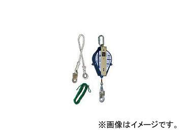 藤井電工/FUJII-DENKO ウルトラロック12メートル 台付・引寄ロープ付 UL12SBX(3605809) JAN:4956133023835