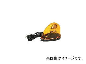 トーグ安全工業/TOUGU 流線型LED回転灯 イエロー SKMPHLY(4214501) JAN:4571296757580