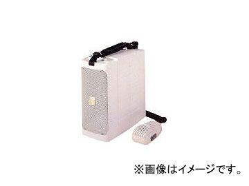 TOA ショルダー型コンパクトメガホン ホイッスル音付き ER604W(2904616) JAN:4538095000699