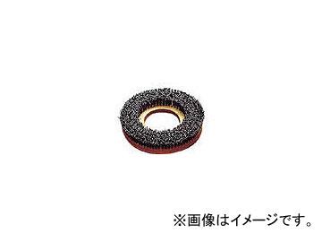 山崎産業/YAMAZAKI コンドル (ポリシャー用ブラシ)ワイヤーブラシ 16インチ E1216(1717235) JAN:4903180318957