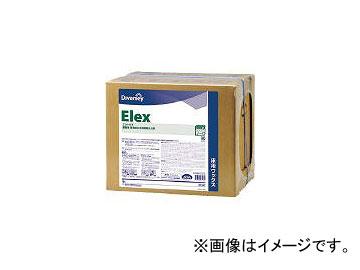 ディバーシー合同会社/DIVERSEY 樹脂ワックス エレックス 18L 3207(4096827) JAN:4536735032079