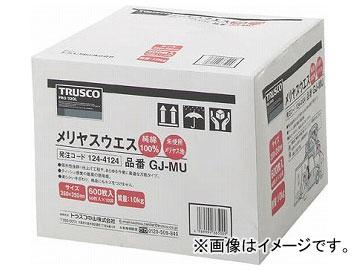 トラスコ中山/TRUSCO メリヤスウエス 柔軟タイプ 10Kg入 GJMU(1244124) JAN:4989999365009