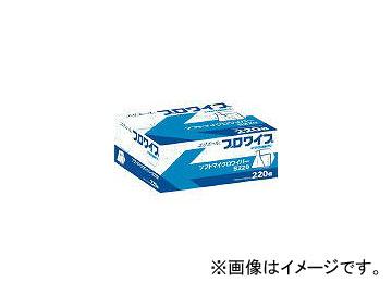 富士ペーパーサプライ/FUJI エリエールプロワイプソフトマイクロワイパーS220 703153(3541681) JAN:4902011701531