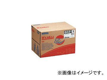 日本製紙クレシア/CRECIA ワイプオールX70 ポップアップ 60311(3428362) JAN:4901750603106