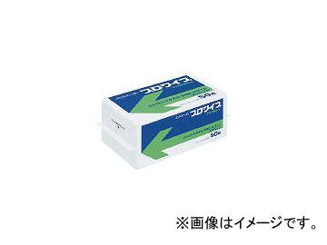 富士ペーパーサプライ/FUJI プロワイプ ストロングタオル E60 ポリパック 50枚 18パック 623166(3275591) JAN:4902011621662