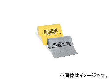 エー・エム・プロダクツ/AMPRO pig ピグチャットマット ミシン目入り (1巻/袋) 黄色 MAT60781(3646904)