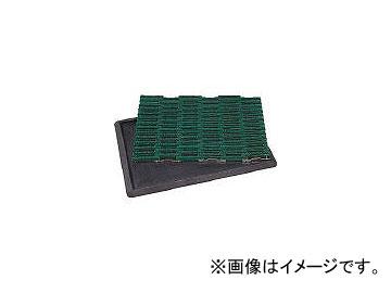 テラモト/TERAMOTO ナイロンブラッシュ用マットベース MR0977100(3757552) JAN:4904771654201