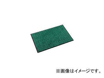 テラモト/TERAMOTO エコレインマット900×1800mm グリーン MR0261481(3685284) JAN:4904771616810