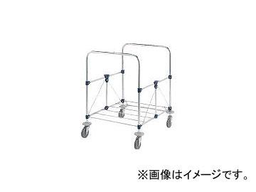 山崎産業/YAMAZAKI コンドル (回収用カート)リサイクルカート Y-2自立式 小(フレーム) CA452000XMB(2968193) JAN:4903180415878